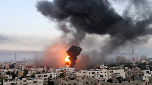 В МИД Египта призвали Израиль прекратить атаки палестинских территорий