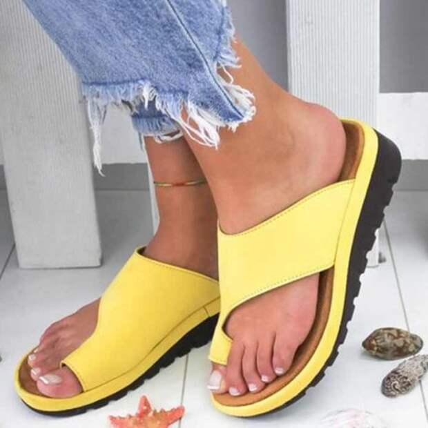 Модная летняя обувь 2021 для широкой стопы: тренды