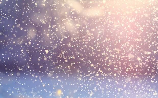 Сильный снегопад ожидается в Удмуртии 27 декабря