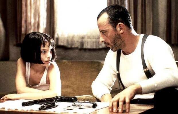 Кадр из фильма *Леон*, 1994 | Фото: kak-eto-sdelano.livejournal.com