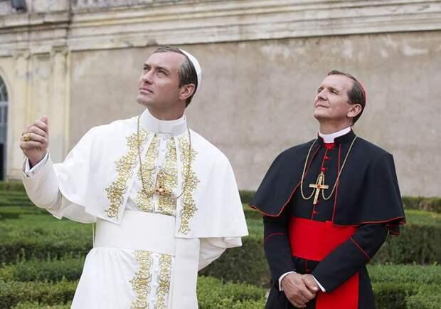 Звезда «Молодого Папы» появится в сериале «Бэтвумен»