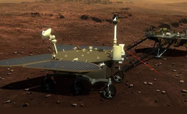 Китайцы вслед за США хотят вырастить на Марсе картофель