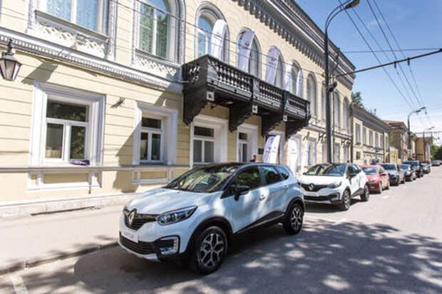 В Ульяновской области стартовало производство кресел для Renault Kaptur