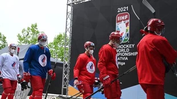 Сборная России за 19 секунд до финальной сирены вырвала победу у Чехии в матче ЧМ
