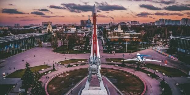 Наталья Сергунина: ВДНХ присоединится к всемирной акции «Час Земли». Фото: Е. Самарин mos.ru