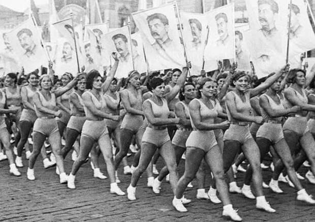 Женщин с какой внешностью в СССР считали красивыми