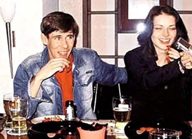 «У нас был сумасшедший роман»: Алексей Панин об отношениях с Мариной Александровой