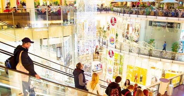 Новогодние праздники не повлияли на рост потребительской активности