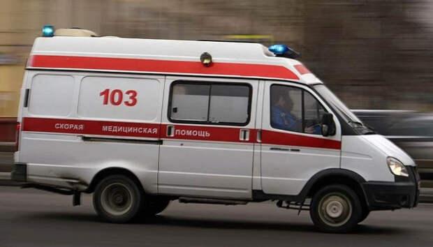 Мужчину госпитализировали после взрыва в автосервисе в Петрозаводске