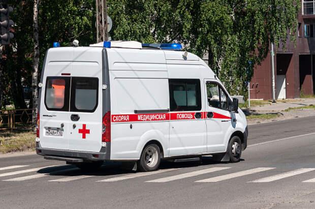 Водитель сбил пенсионера на Пилота Нестерова
