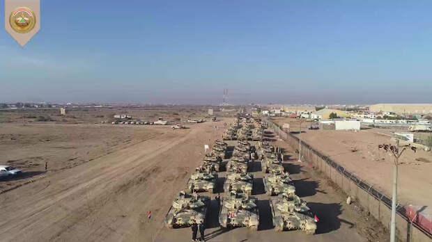 100-летие иракской армии