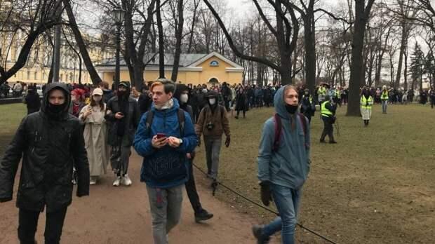Акция в поддержку Навального провалилась, не набрав участников