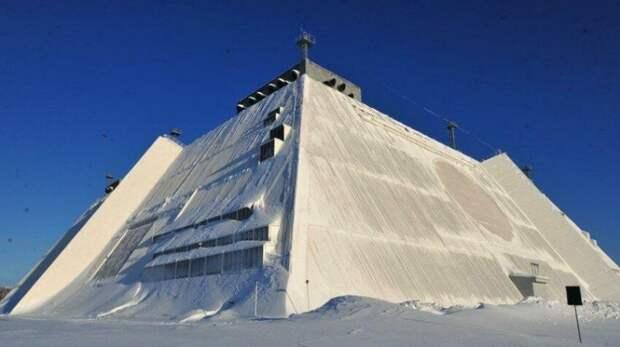РЛС Дон-2Н – пирамида-миротворец. Ракетный щит России и восьмое чудо света