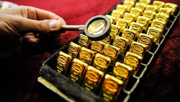 Золотая жила РФ: Россия массово увеличивает запасы Госфонда