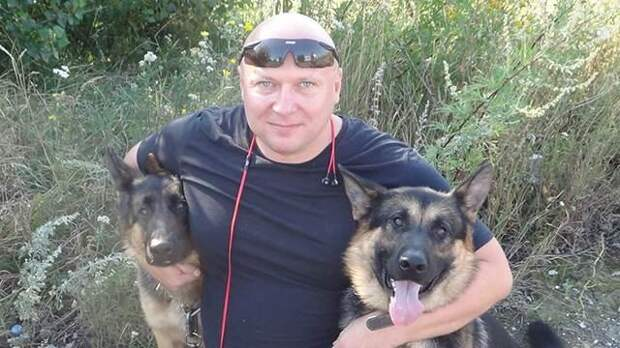 На Украине живодер, убивший тысячи собак, стал жертвой нападения
