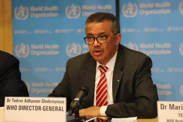 Прививочный апартеид: глава ВОЗ пожаловался на политику богатых стран