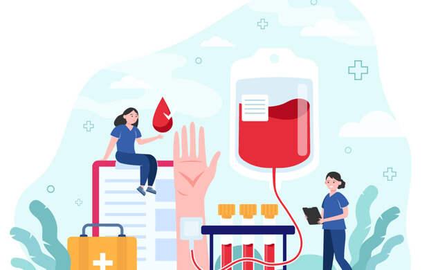 В Центре крови пройдет донорская акция