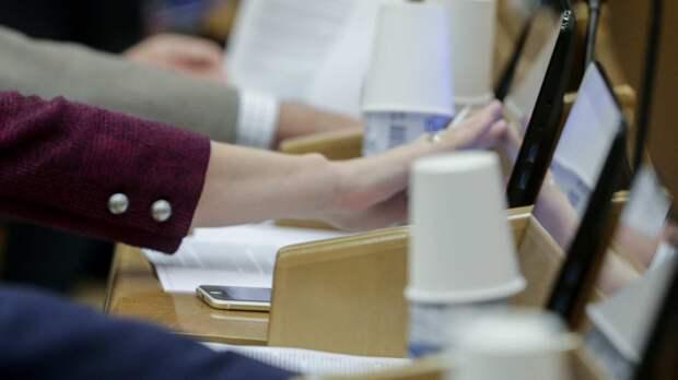 Госдума: Если Украина не отменит мовный закон – пусть пеняет сама на себя