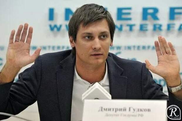 """Гудков возвращаться из Украины не собирается. Он дал """"интервью лояльности"""" украинским СМИ"""