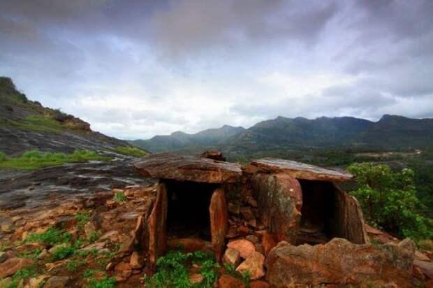 Неизвестная Индия: места, куда добираются немногие туристы (15 фото)