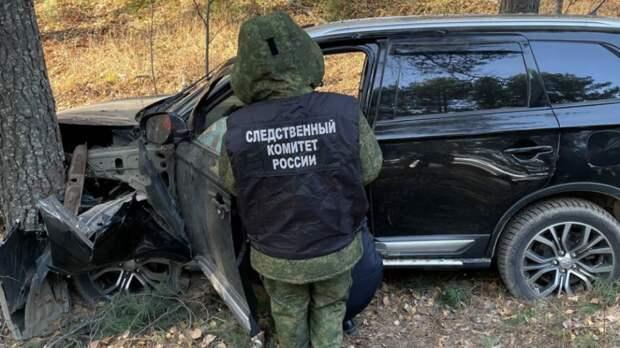 Мужчину с простреленной головой нашли во внедорожнике под Томском
