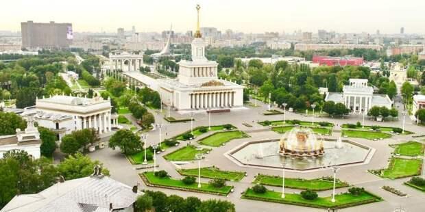 Собянин обсудил возрождение ВДНХ с жителями северо-востока Москвы. Фото: Д. Гришкин mos.ru