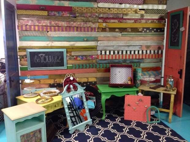 Pinterest стена (diy)