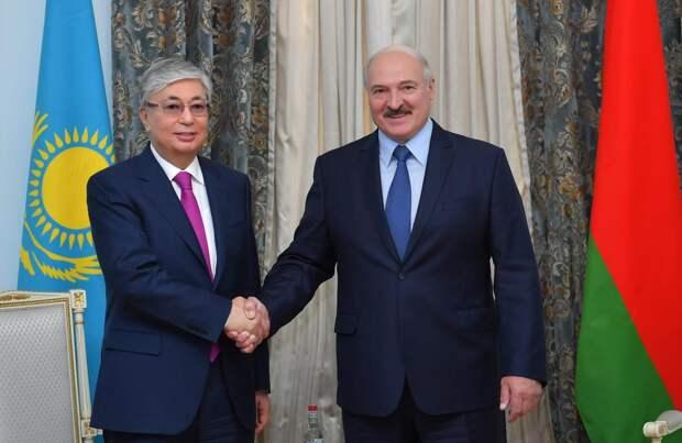 Лукашенко выразил уверенность в развитии белорусско-казахстанского сотрудничества