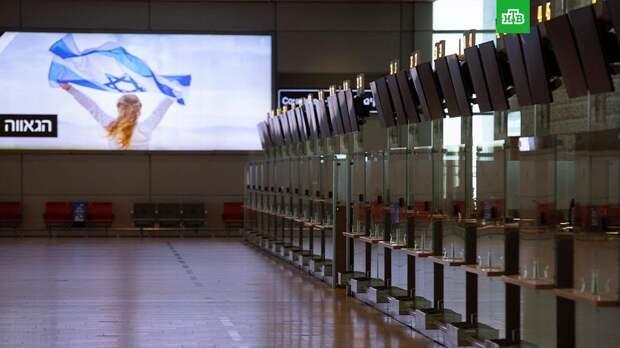 Аэропорт Бен-Гурион приостановил работу из-за ракетных ударов