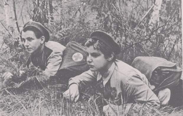 Письмо маме. 1945.