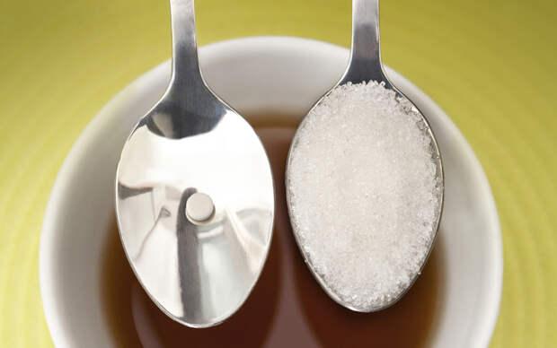Искусственные сахарозаменители