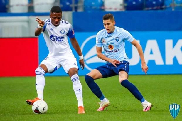 Футбольный клуб «Нижний Новгород» попал в Российскую Премьер-лигу