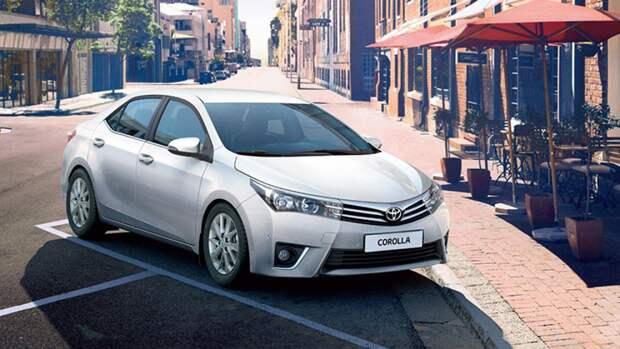 Toyota Corolla возглавила рейтинг недорогих авто с самым надежным мотором