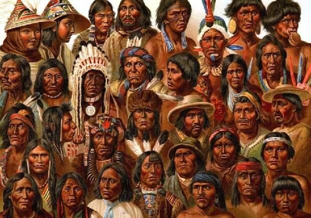Коренные жители Северной и Южной Америки