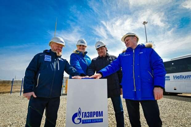 Первый резидент ТОР «Надеждинская» в Приморье подключен к природному газу