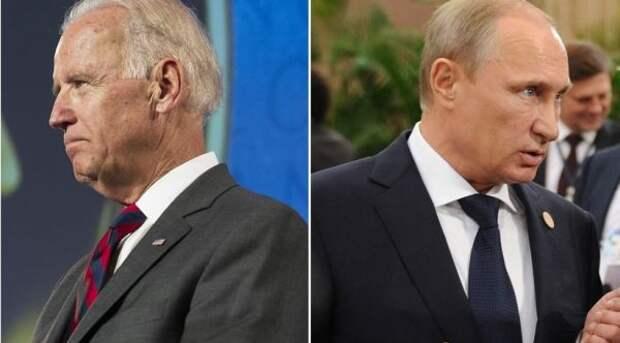 После встречи вЖеневе Байден иПутин проведут отдельные пресс-конференции
