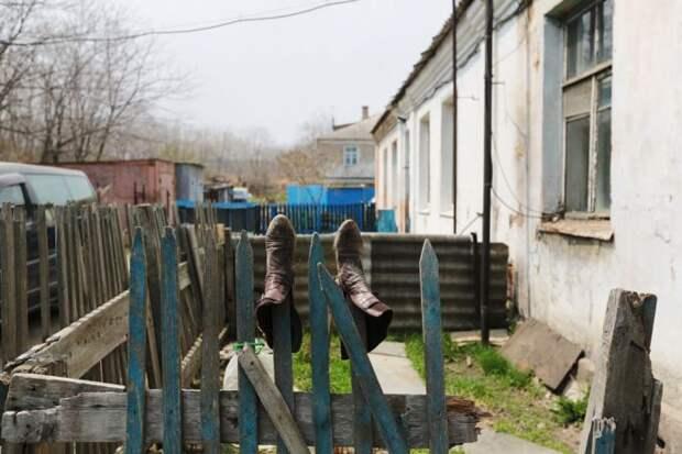 Владивосток. Город-утопия на краю земли