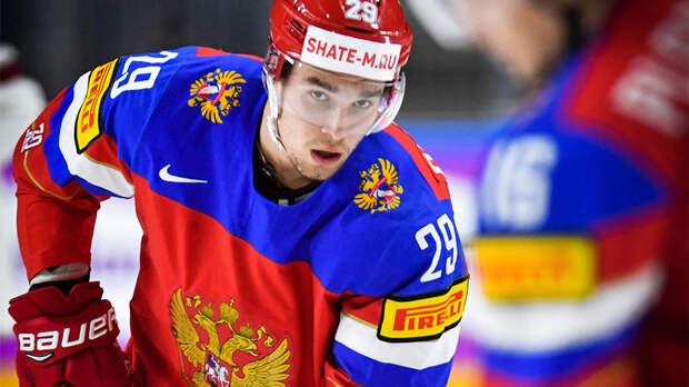 В сборную России на ЧМ-2021 по хоккею вошли 7 игроков НХЛ