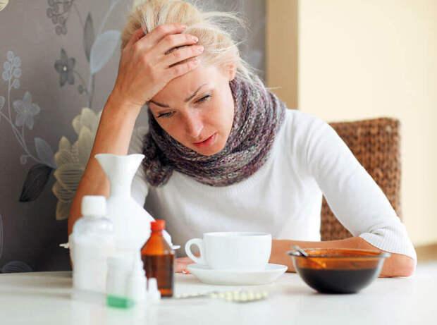 Этот метод избавит вас от простуды за 4 часа