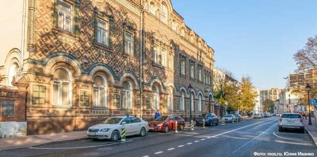 Собянин рассказал о реставрации памятников московской архитектуры. Фото: Ю.Иванко, mos.ru