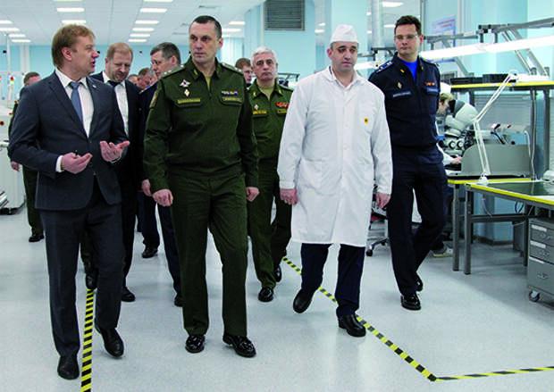 Министерство Обороны заключило контрактов на 1,16 трлн рублей