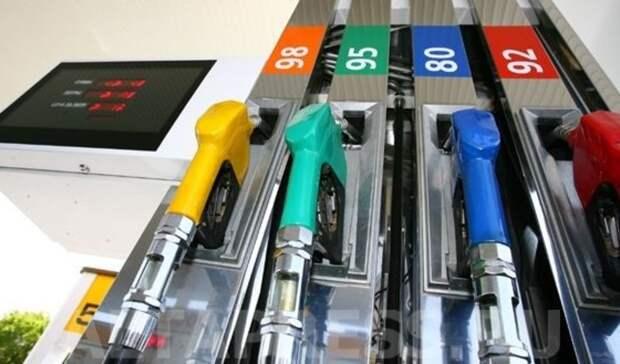 ВМоскве шесть издесяти компаний подняли цены набензин