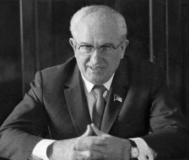 Что хорошего сделал Андропов для СССР