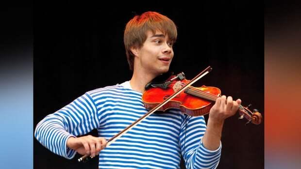 Победитель Евровидения-2009 Александр Рыбак борется с зависимостью