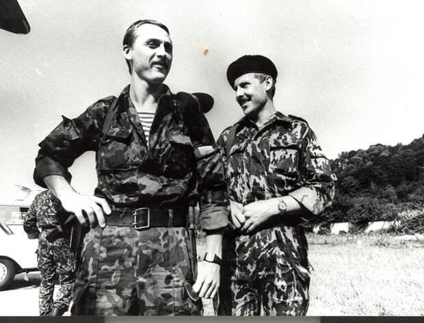 Майор ДАНИЛИН Юрий Николаевич
