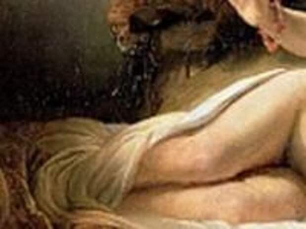 Прощание гречанки: 13 символов, зашифрованных в картине Рембрандта