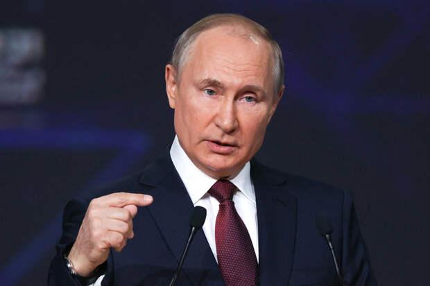 Путин рассказал, когда достроят «Северный поток — 2»