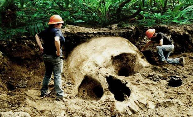 7 самых загадочных открытий, раскопанных в земле