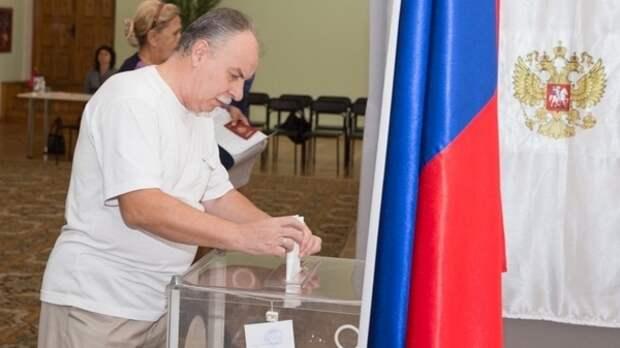 Первый день голосования начался для жителей Крыма