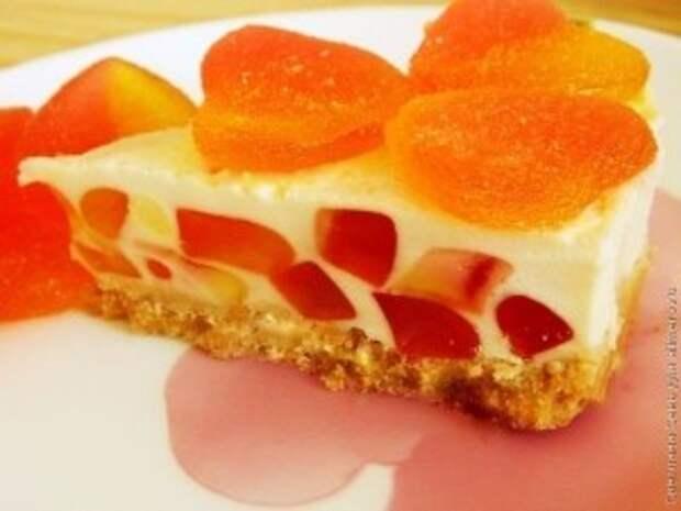 Торт-желе «Нежность»